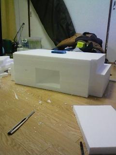 小道具製作過程②