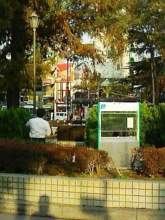 一服。017/阿佐ヶ谷